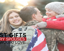 10 Best Gifts Military Spouses Will Love For Valentine's Day!