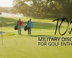 Military Discounts for Golf Enthusiasts!