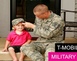 T-Mobile Launches T-Mobile ONE Military Offering Heavily Discounted Plans, Military Hiring Initiatives & Expanded LTE Coverage Near Military Bases