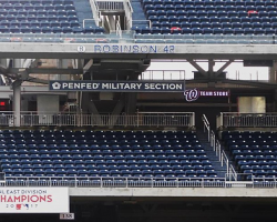 "PenFed & The Washington Nationals Announce ""Tickets for Troops"" Offering Free Tickets to Military In New PenFed Military Section"