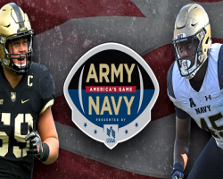 121st Army-Navy Game Kicks Off December 12th!  Grab your Army-Navy Fan Gear with a Military Discount from Fanatics!