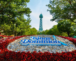 Big News....Kings Dominion is Offering FREE ADMISSION for Military & One Family Member plus Discounts for Family July 1-July 7, 2019!