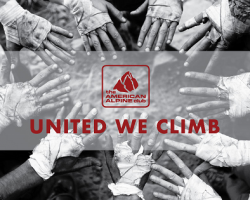 The American Alpine Club is Proud to Announce the Launch of their New Military Discount Program Offering Military Membership Savings--United We Climb