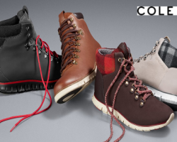 Cole Haan Salutes Military Service with a 20% Military Discount Program for Active Duty, Reserves/Guard, Retirees & Veterans