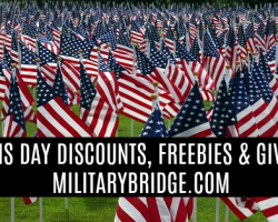 MilitaryBridge's Big List of Veterans Day Discounts & Freebies for 2019