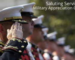 In Honor of Military Service, MilitaryBridge has Partnered with Major Brands to Giveaway Special Gifts this November
