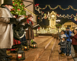 Military & Veteran Discounts for Busch Gardens Williamsburg Christmas Town 2019--Don't Miss the Magic of the Season!
