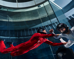 iFLY offers a 20% Military Discount Program Nationwide!