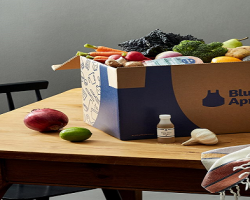 Military Families Save $60 on your first three boxes from Blue Apron