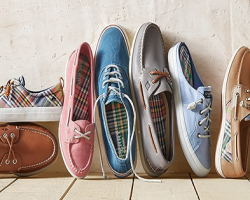 SPERRY, the popular shoe brand, offers a 15% Military Discount