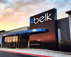 Belk is Saluting Military Members & their Families with a Military Discount every Tuesday!