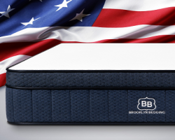 Brooklyn Bedding, the bed-in-a-box pioneers, offer a 25% Military Discount!