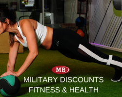 Top Brands Offering Military Discounts on Fitness & Health