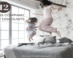 12 Mattress Companies with Military Discounts. Helping Military Families Save on a Better Night Sleep.