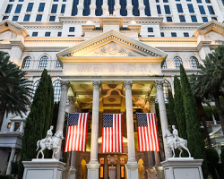 In honor of Veterans Day, Caesars Entertainment Hotels is offering up to 40% off for Military Members Active, Retired, Veterans & Spouses!