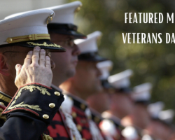 Featured Veterans Day Deals 2020