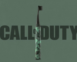 BURST Oral Care launches limited edition CAMO Brush & donates part of the proceeds to Call of Duty Endowment