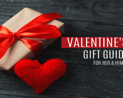 Looking for the perfect gift for Valentine's Day? We've got you covered with his and her Valentine's Day Gift Guides with Military Discounts!