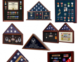 Flags Connections offers high quality Flag Display Cases, Flag Medal Displays & More made by veterans