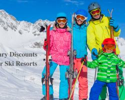 TOP MILITARY DISCOUNT PROGRAMS FOR SKI RESORTS AROUND THE UNITED STATES❄️