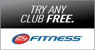 24 Hour Fitness Military Offer